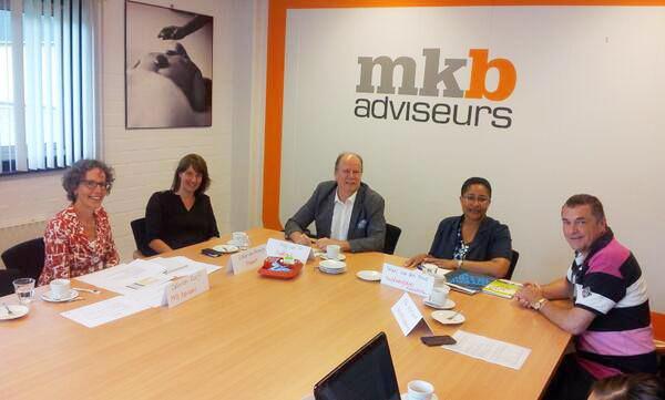 Bijeenkomst met ambachtelijke branches en MKB Adviseurs